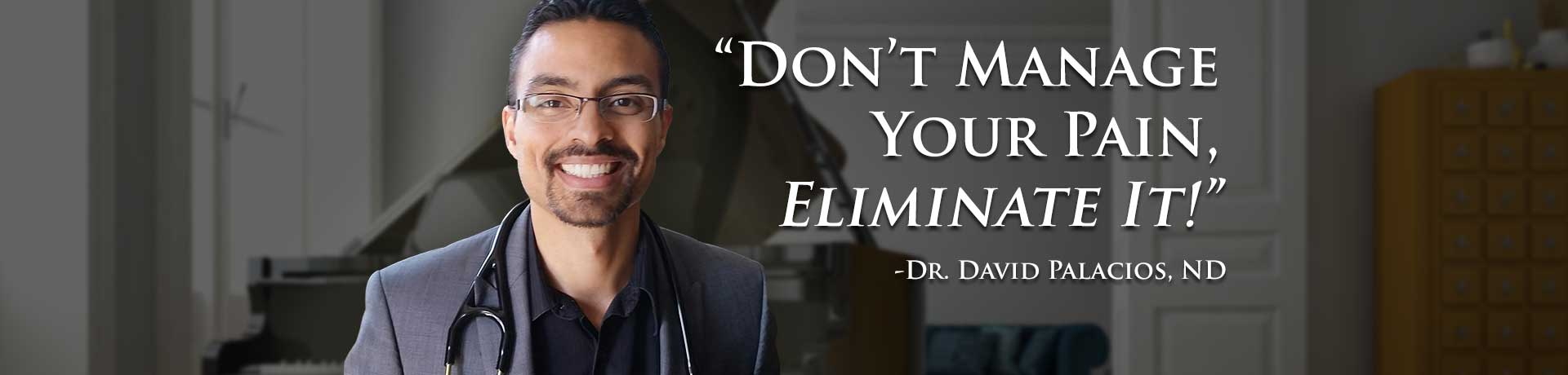 Dr. David Palacios, Naturopathic Doctor In Portland, Oregon